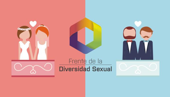 Frente diversidad sexual
